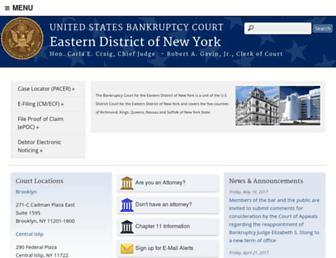 nyeb.uscourts.gov screenshot