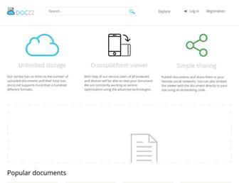 doczz.net screenshot