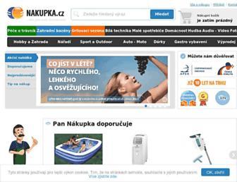 Thumbshot of Nakupka.cz