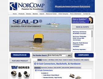 norcomp.net screenshot