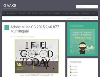 Thumbshot of Gaaks.com