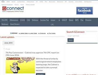 gconnect.in screenshot