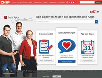 beste-apps.chip.de screenshot