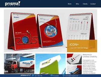prismagraphia.com screenshot