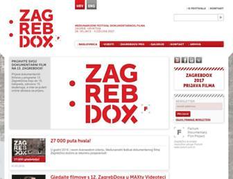Thumbshot of Zagrebdox.net