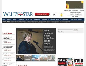 Thumbshot of Valleymorningstar.com
