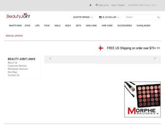 beautyjoint.com screenshot