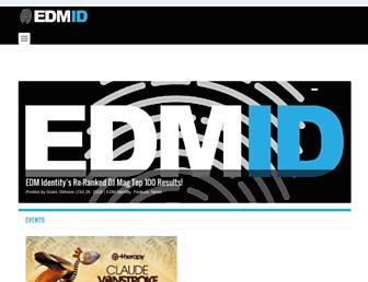 edmidentity.com screenshot