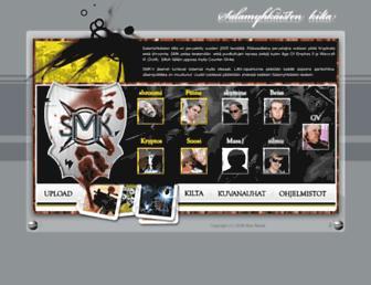 salamyhkaiset.org screenshot