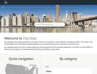Thumbshot of City-data.com