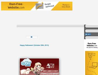 celestialuna-online.page.tl screenshot