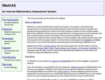 imathas.com screenshot