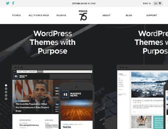 Thumbshot of Press75.com