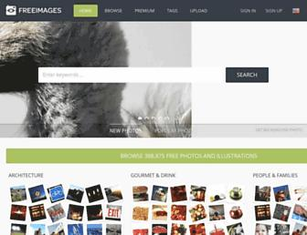 Thumbshot of Freeimages.com