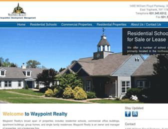 waypointrealty.com screenshot