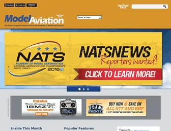 modelaviation.com screenshot