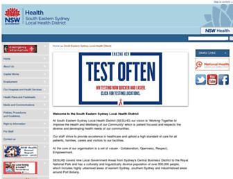 Sesiahs intranet webmail websites - webmail.sesiahs.health ...