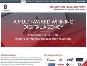 ebusinessuk.com screenshot