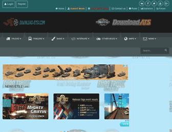 download-ets2.com screenshot