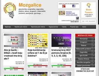 mozgalice-glavolomke.moja-vizit-karta.com screenshot