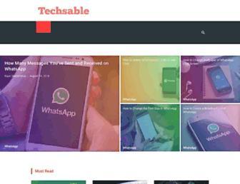techsable.com screenshot