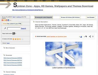 symbian1001.rssing.com screenshot