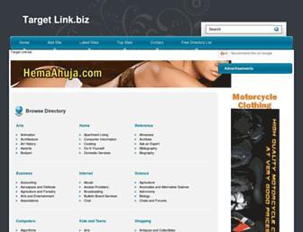 Screenshot for targetlink.biz