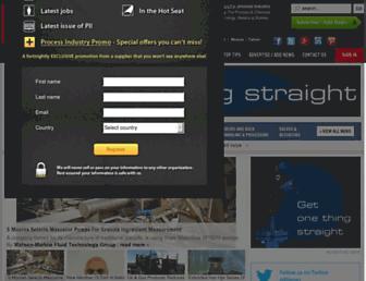 processindustryinformer.com screenshot
