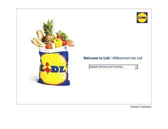 Thumbshot of Lidl-pageflip.com