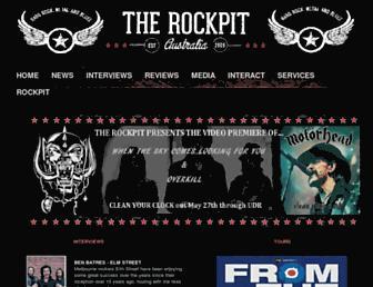 therockpit.net screenshot
