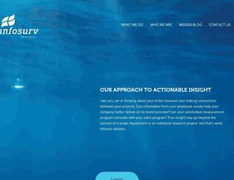 infosurv.com screenshot