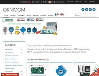 ornicom.com screenshot