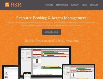 randrbooking.com screenshot