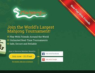 mahjong.com screenshot