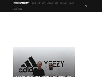 Thumbshot of Modern-notoriety.com