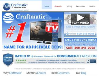 craftmatic.com screenshot