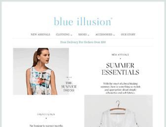 Thumbshot of Blueillusion.com