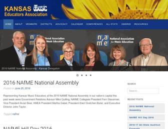 ksmea.org screenshot