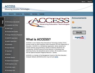 Thumbshot of Access-k12.org