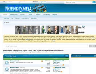 Thumbshot of Friendlymela.com