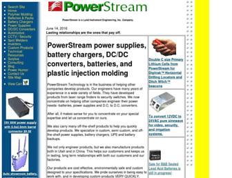 Thumbshot of Powerstream.com