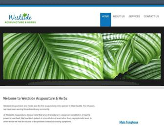 westsideacu.com screenshot