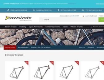 fatbirds.co.uk screenshot