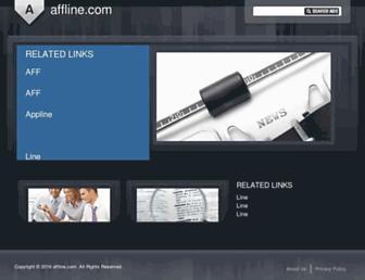 Thumbshot of Affline.com