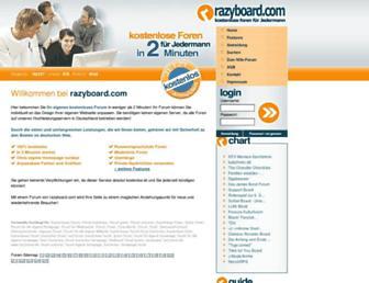 Thumbshot of Razyboard.com