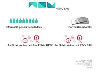 rtvv.es screenshot