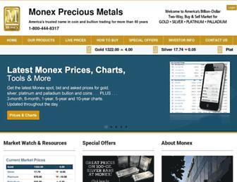 Thumbshot of Monex.com