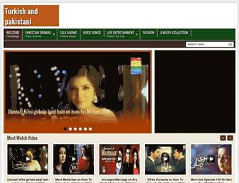 dramasfunpk.blogspot.com screenshot
