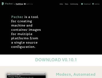 Thumbshot of Packer.io