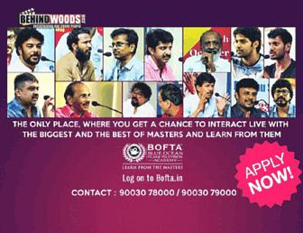 Thumbshot of Behindwoods.com